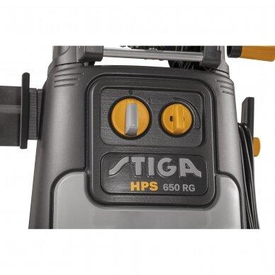 Stiga HPS 650 RG 6